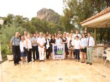 The first of the New Generation MEDCOAST Institutes is successfully held at Dalyan between 20 - 27 September 2016